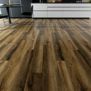 SPC Flooring 1220*228*3.5-7.0mm (customized)TC-470-1-5
