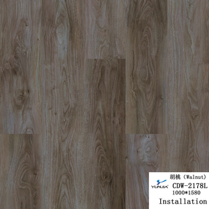 LVT Flooring 1220*180*2-5mm(Dry Back/Loose Lay/Click System) (Customized)(CDW2178L)