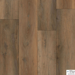 LVT Flooring 1220*180*2-5mm(Dry Back/Loose Lay/Click System) (Customized)(CDW200409EL)