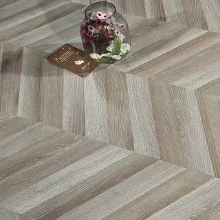 Chevron 1218*301*12mm Laminate Flooring (FL905)