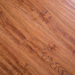 Hand Scraped Surface 1219*199*12mm Laminate Flooring (LA873)
