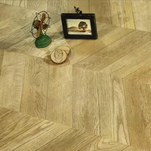 Chevron 1200*300*12mm Laminate Flooring (FL912)