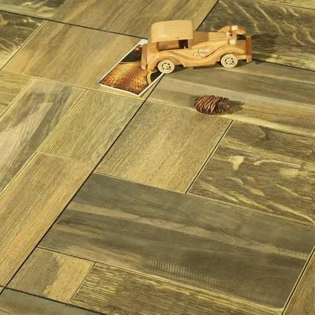 Parquet 600*600*12mm Laminate Flooring (F829)