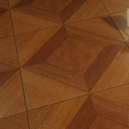 Parquet 600*600*12mm Laminate Flooring (F827)