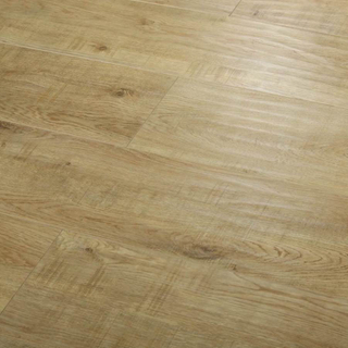 Wood Grain Surface 1217*196*12mm Laminate Flooring (LC807)